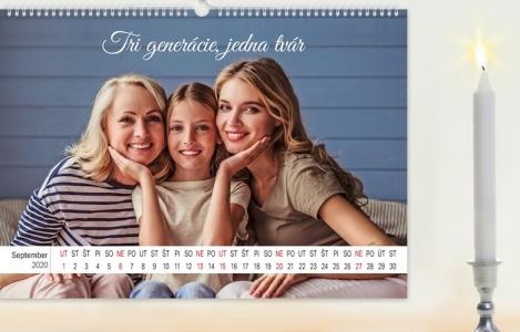 Fotokalendár od Happy Foto