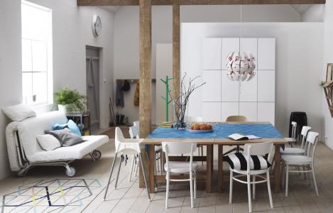 Komfortné stolovanie