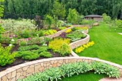 Okrasa domu aj záhrady
