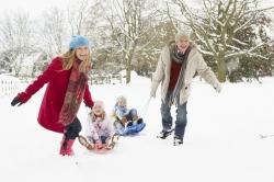 Zimná dovolenka v Jasnej