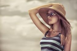 Módne slnečné okuliare