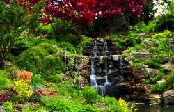Vodné prvky v záhrade
