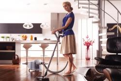 Žiarivo čistá domácnosť