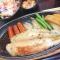 Pečené rybie plátky