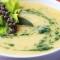 Smotanová polievka so žihľavou