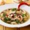 Hustá šampiňónová polievka