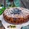 Orechovo-ríbezľový koláč