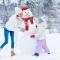 Zábavné osvieženie počas zimy