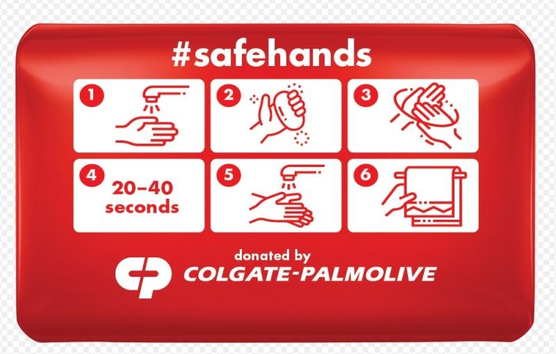 Kampaň o správnom umývaní rúk