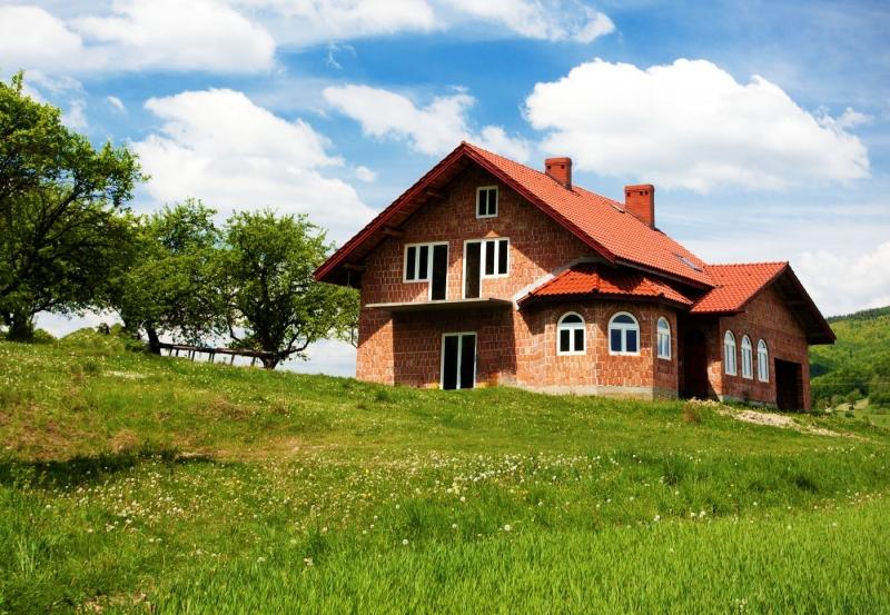 Dom na kľúč s kvalitnou strechou