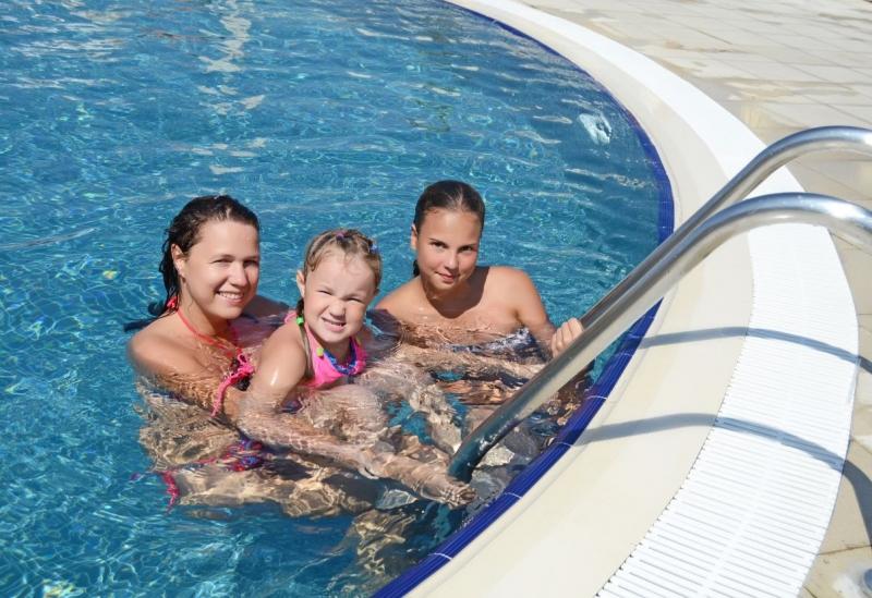 Bazénové doplnky