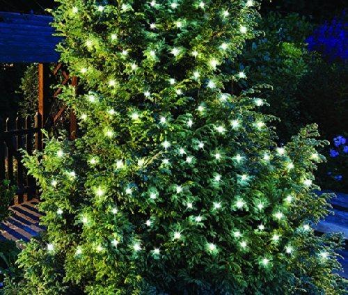 Solárne vianočné osvetlenie
