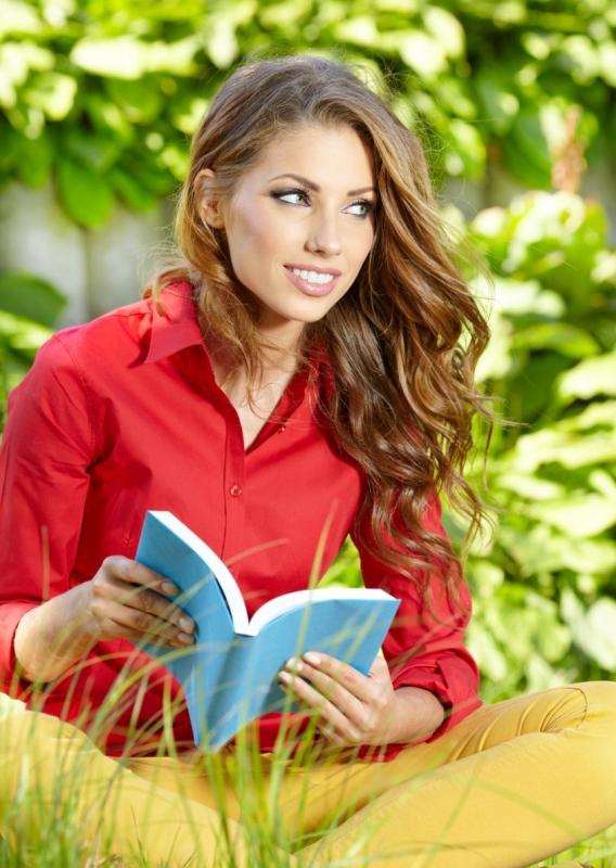 Kniha je ako záhrada