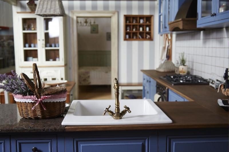 Romantická kuchyňa