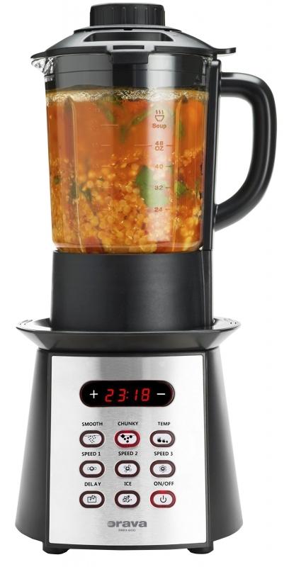 Mixér s funkciou varenia