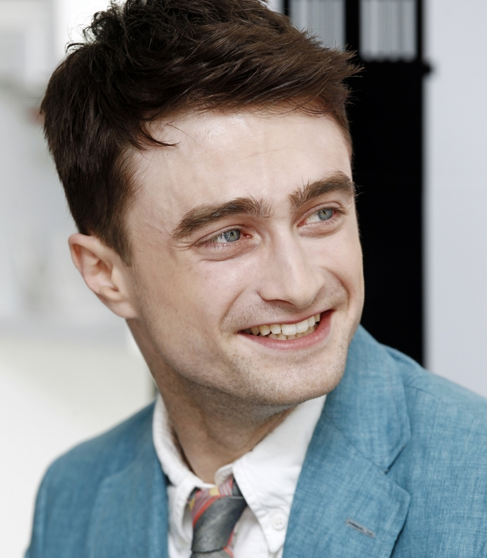 DANIEL RADCLIFFE A HARRY POTTER