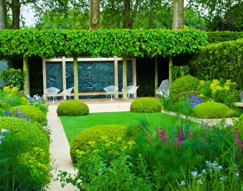Prosperujúca záhrada