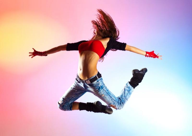 Tanec ako liek