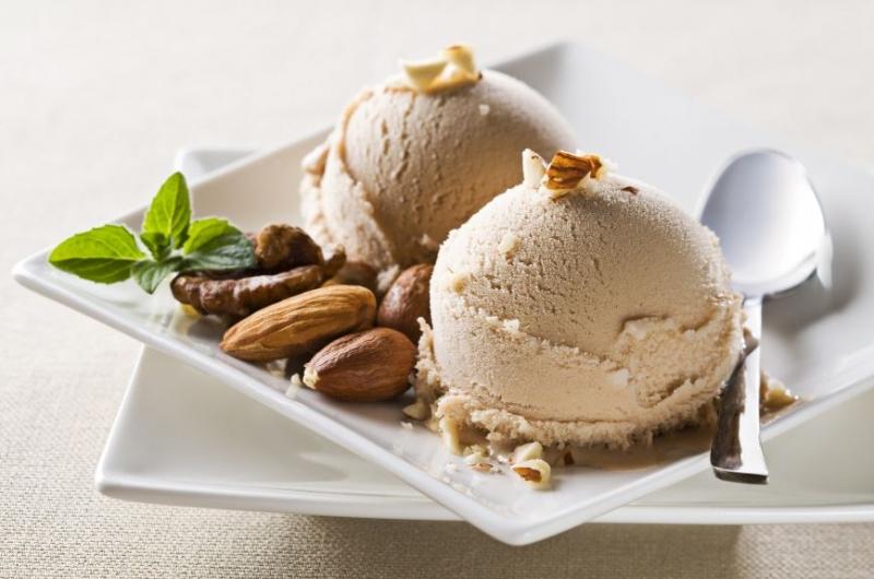 Zmrzlina - obľúbená pochúťka